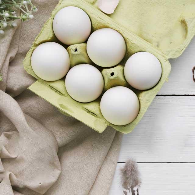Power Eggs Tray