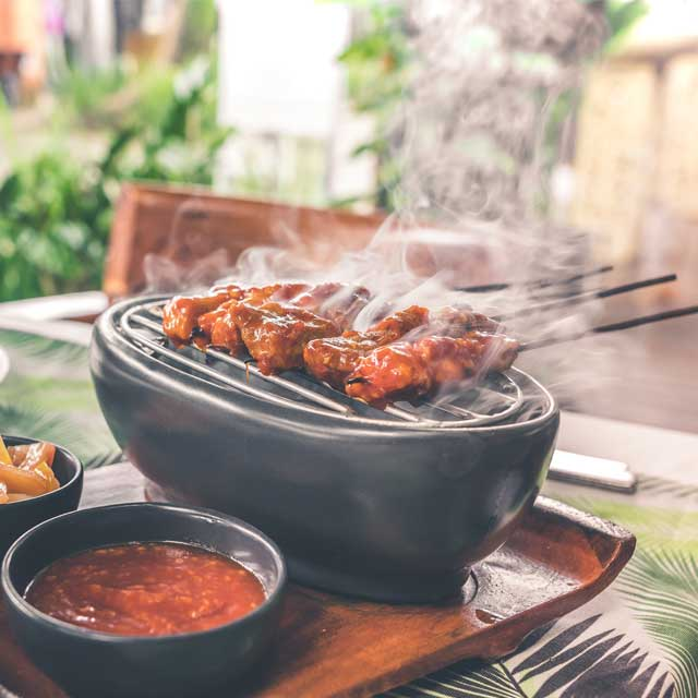 Marinated Tikka Kabab