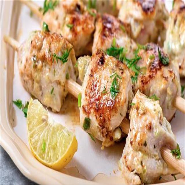 Marinated Malai Kabab